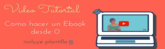 Plantilla para Ebook desde 0